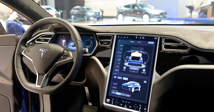 Tesla Asked to Recall Vehicles Over Touchscreen Safety Issue