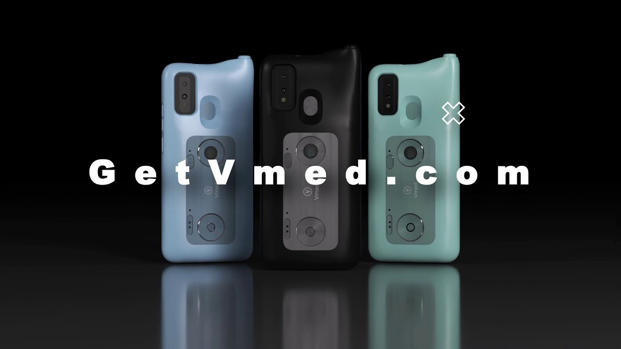 Vmed's Smartphone Case Can Monitor Your Vital Stats