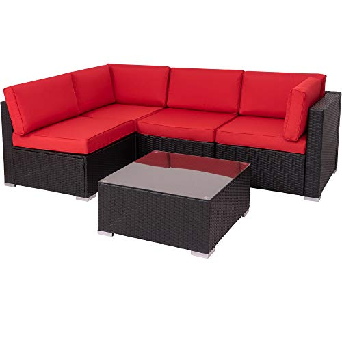 Top 10 Best of Comfortable Outdoor Sectionals 2021