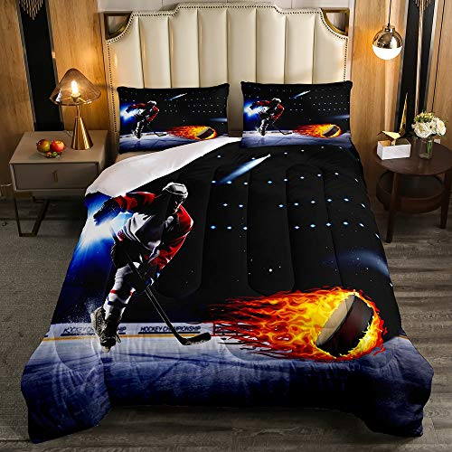 Top 10 Best of Sports Coverage Comforter Sets 2021