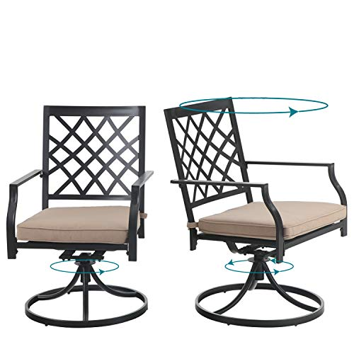Top 10 Best Chat Set With Cushions 2021