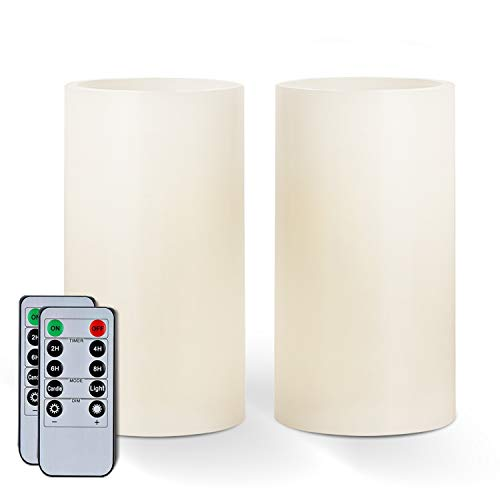 Top 10 Best Wax Candles With Remote Controls 2021