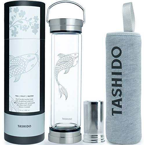 Top 10 Best of Water Bottles With Tea Infusers 2021
