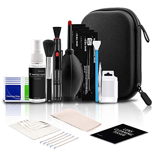 Top 10 Best of Canon Camera Cleaning Kits 2021