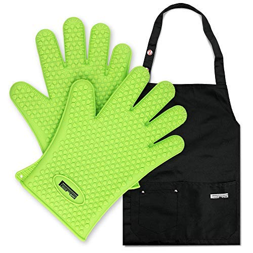 Top 10 Best Bbq Set With Aprons 2021