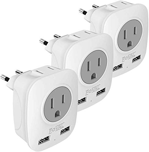 Top 10 Best Outlet Adapter For Italies 2021