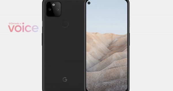 Google Pixel 5a Looks Weirdly Familiar, Right?