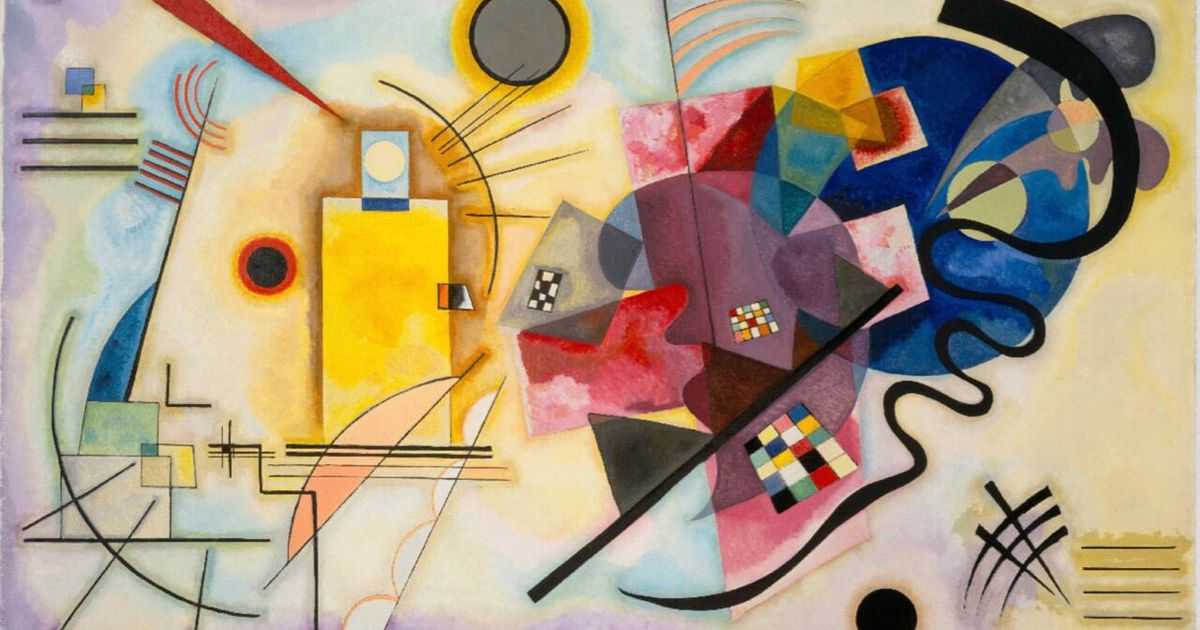 Google tool lets you 'hear' colors just like painter Vassily Kandinsky did