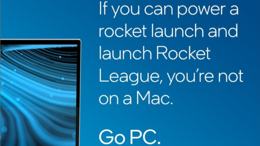"""Intel Takes on Apple M1 with New Series of """"Go PC"""" Ads"""
