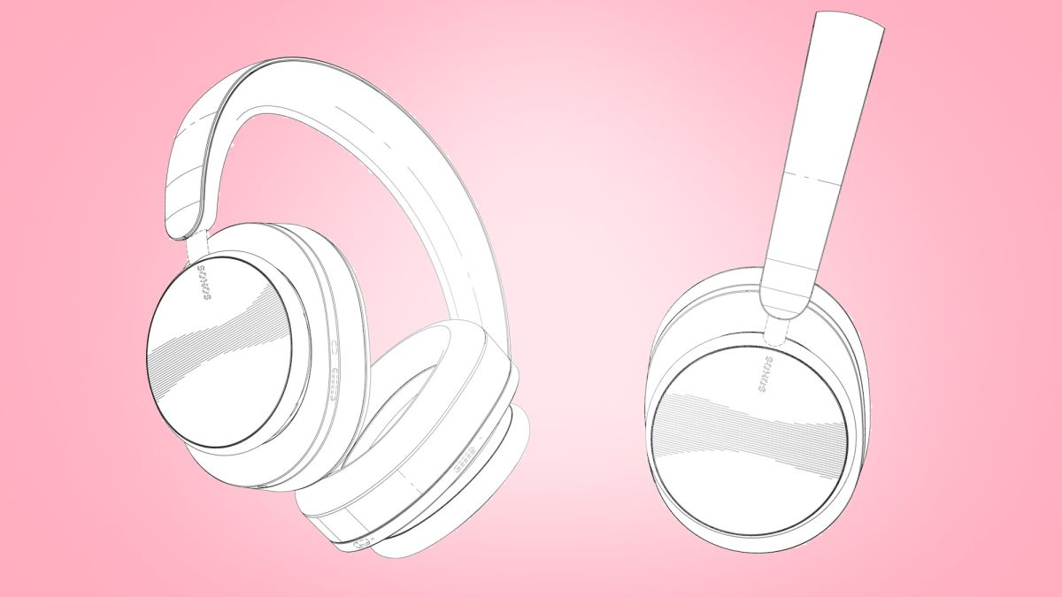 Sonos wireless headphones patent gives better look at rumored Sony WH-1000XM4 rivals