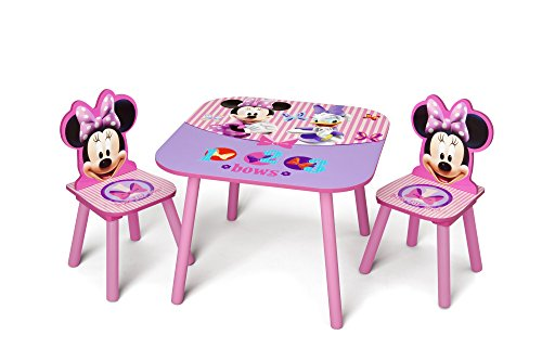 Top 10 Best Kids Table For Girls 2021