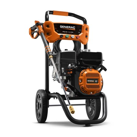 Top 10 Best Gas Powered Pressure Washers 2021