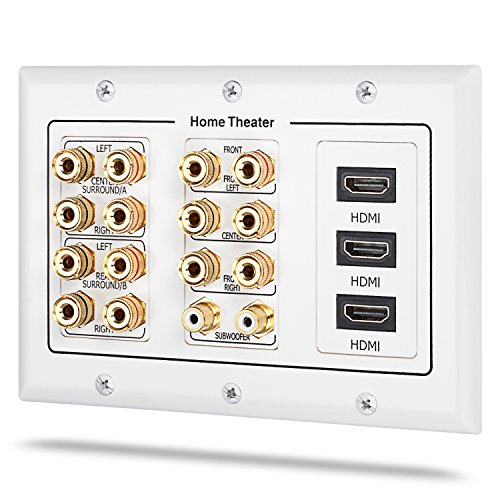 Top 10 Best Wall Audio Systems 2021