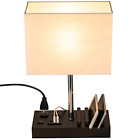 Top 10 Best Organizer Lamp With Outlets 2021