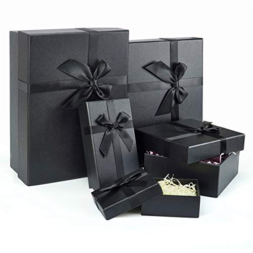 Top 10 Best Gift Boxes With Bows 2021