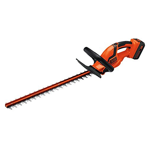 Top 10 Best Battery Operated Hedge Trimmers 2021