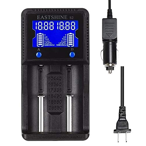 Top 10 Best Li-ion Chargers 2021