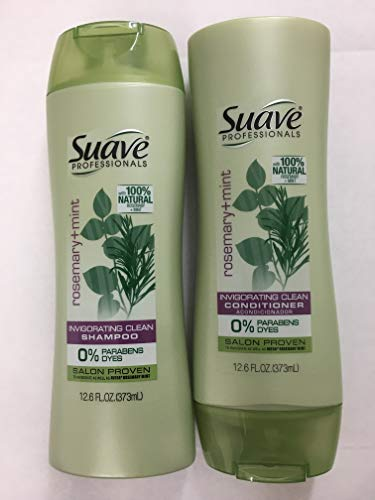 Top 10 Best Suave Shampoo And Conditioners 2021