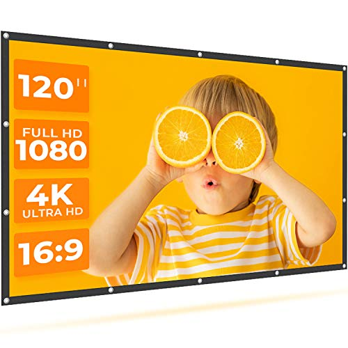 Top 10 Best Projection Screens 2021