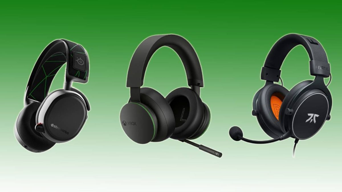 Best Xbox Series X headsets: the top Xbox Series X gaming headsets