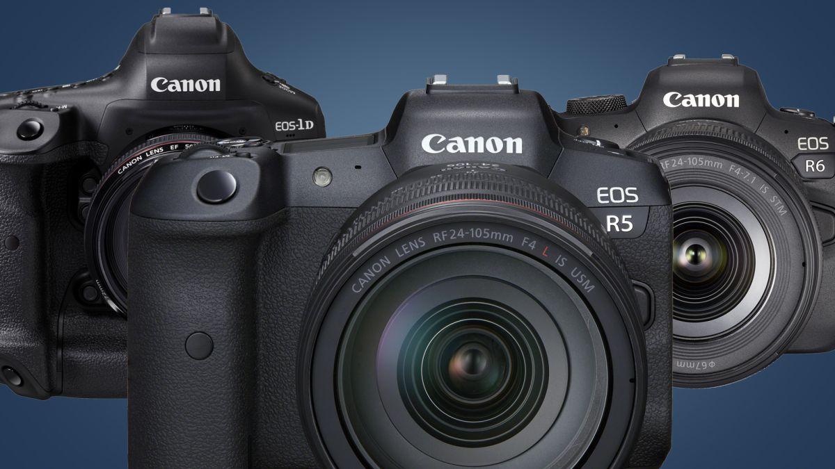 Canon EOS R5 firmware update brings big video upgrades
