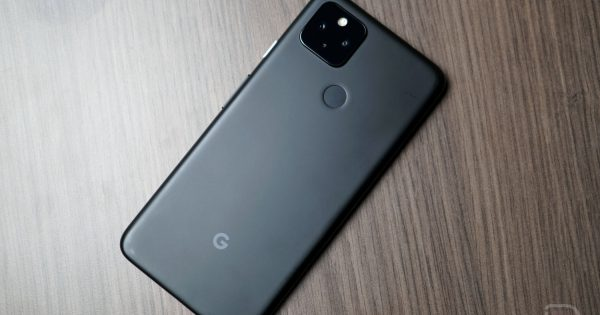 Grab the Google Pixel 4a 5G for $250 (50% Off)