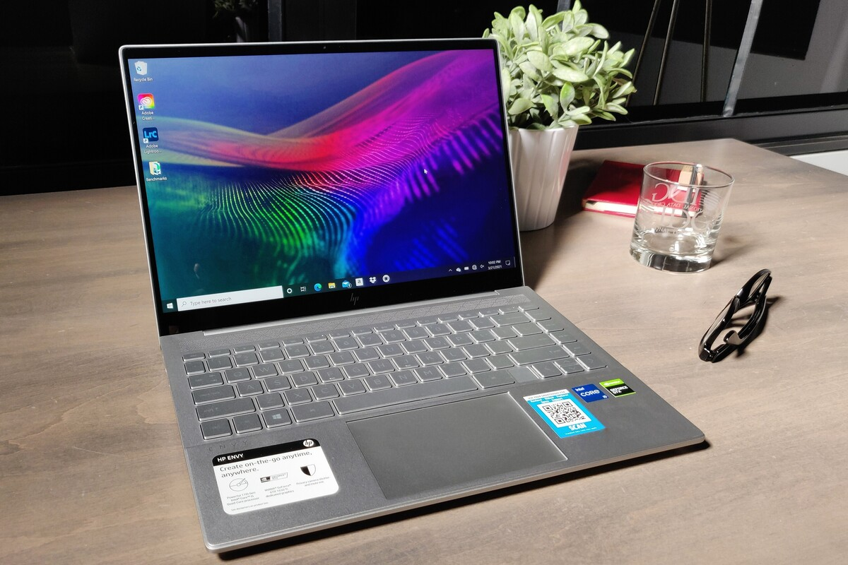 HP Envy 14 (2021) review: This budget content-creation laptop does it all