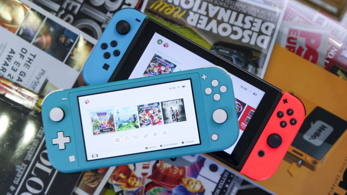 Nintendo Switch 2 name: why it should be named Super Nintendo Switch