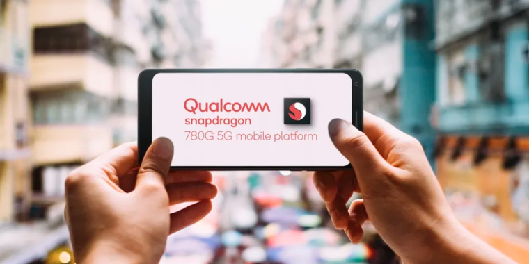 Qualcomm's new Snapdragon 780G beefs up the midrange mobile CPU space
