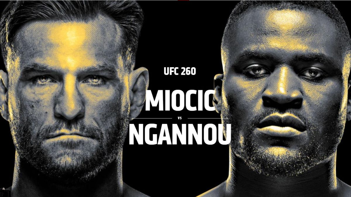 UFC live stream: how to watch Miocic vs Ngannou 2 at UFC 260 online now