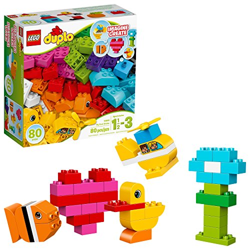 Top 10 Best Lego 1 Year Old Girl Gifts 2021