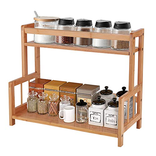 Top 10 Best Spice Rack Under Cabinets 2021