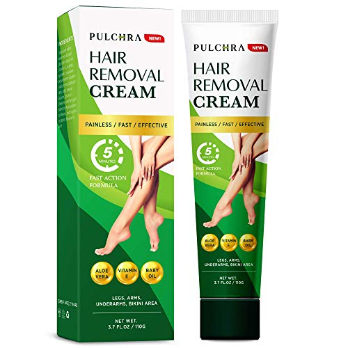 Top 10 Best Natural Hair Removal Creams 2021