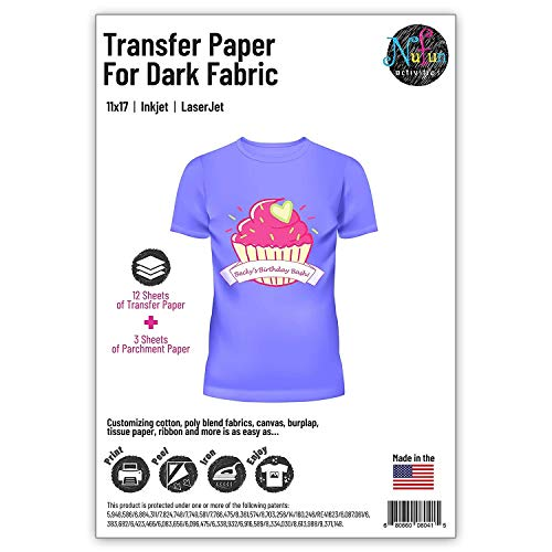 Top 10 Best Iron On Transfer Papers 2021