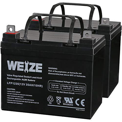 Top 10 Best Batteries For Wheelchairs 2021