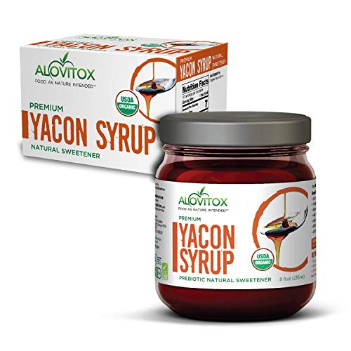 Top 10 Best Pure Yacon Syrups 2021