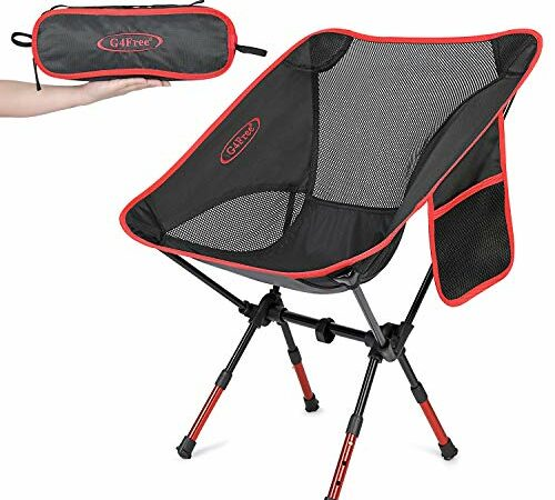 Top 10 Best Ultralight Backpacking Chairs 2021