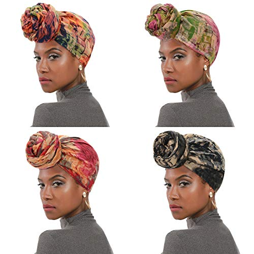 Top 10 Best Wrap For Women Hairs 2021