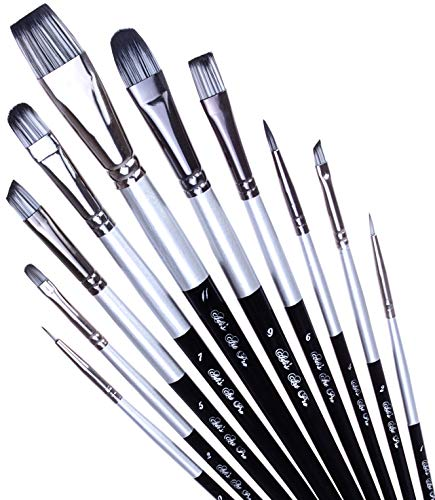 Top 10 Best Face Painting Brushes 2021