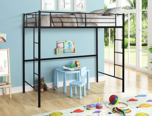 Top 10 Best Twin Loft Bed For Adults 2021