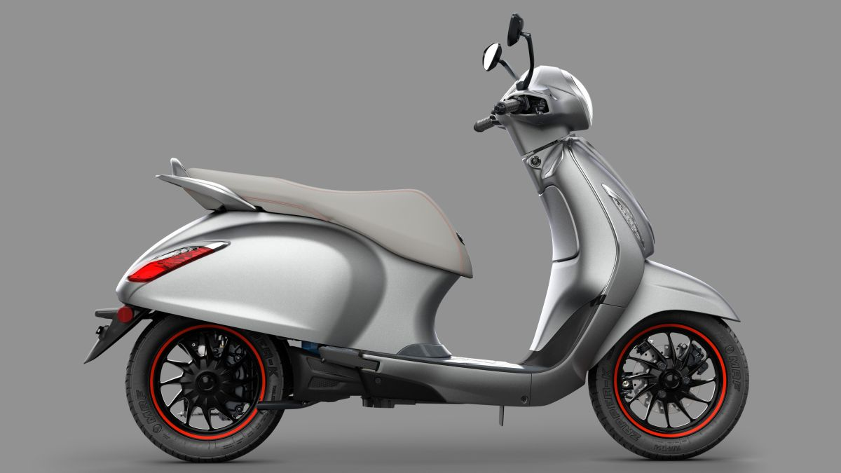 Bajaj eyes market expansion for Chetak electric scooter; Price hiked yet again