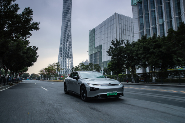 China's Xpeng in the race to automate EVs with lidar – TechCrunch