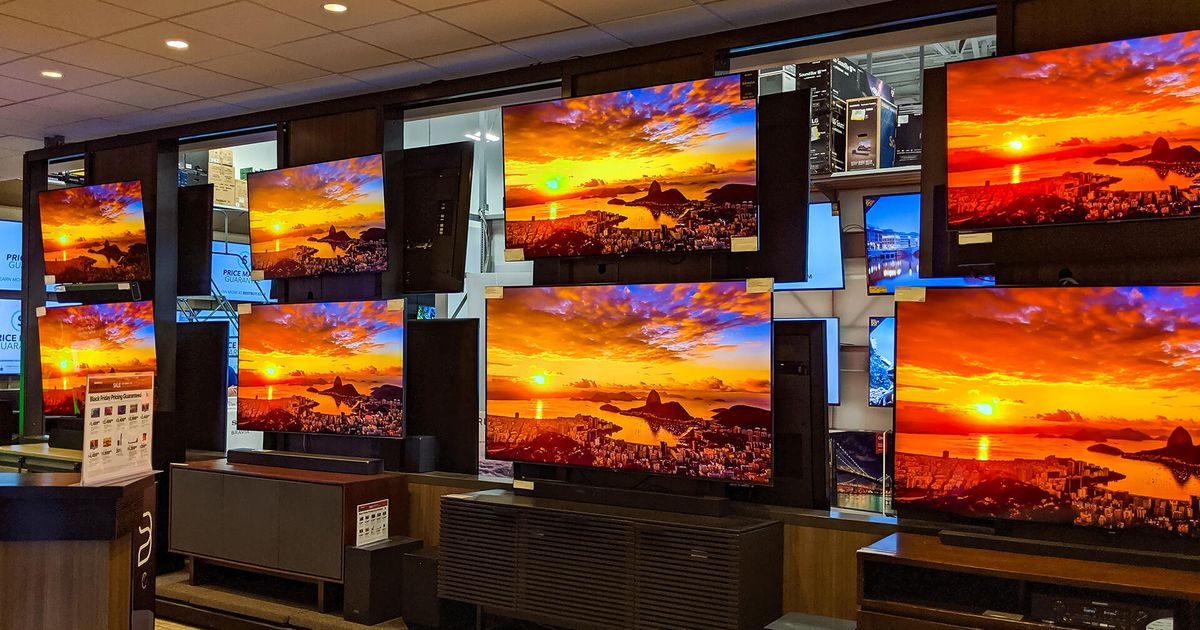 Shopping for a new TV? Read this first to get the best deal
