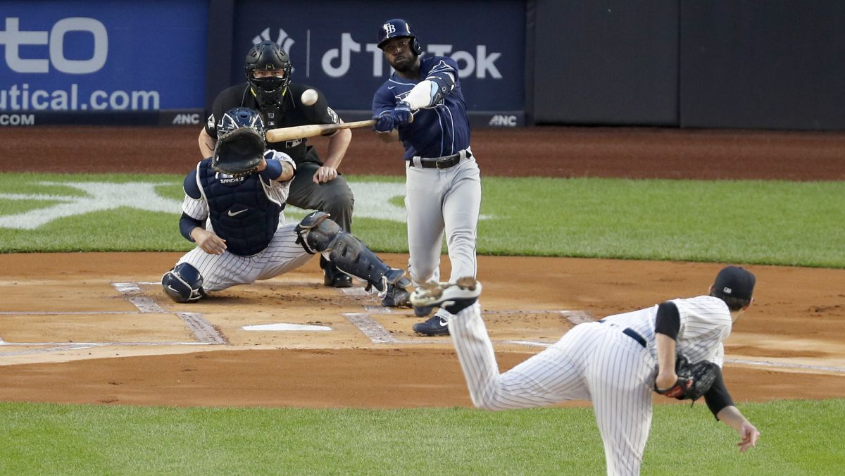 How to watch Rays vs Yankees: live stream MLB online now