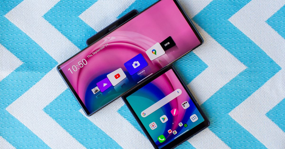 LG pledges three years of Android software updates despite quitting smartphone business