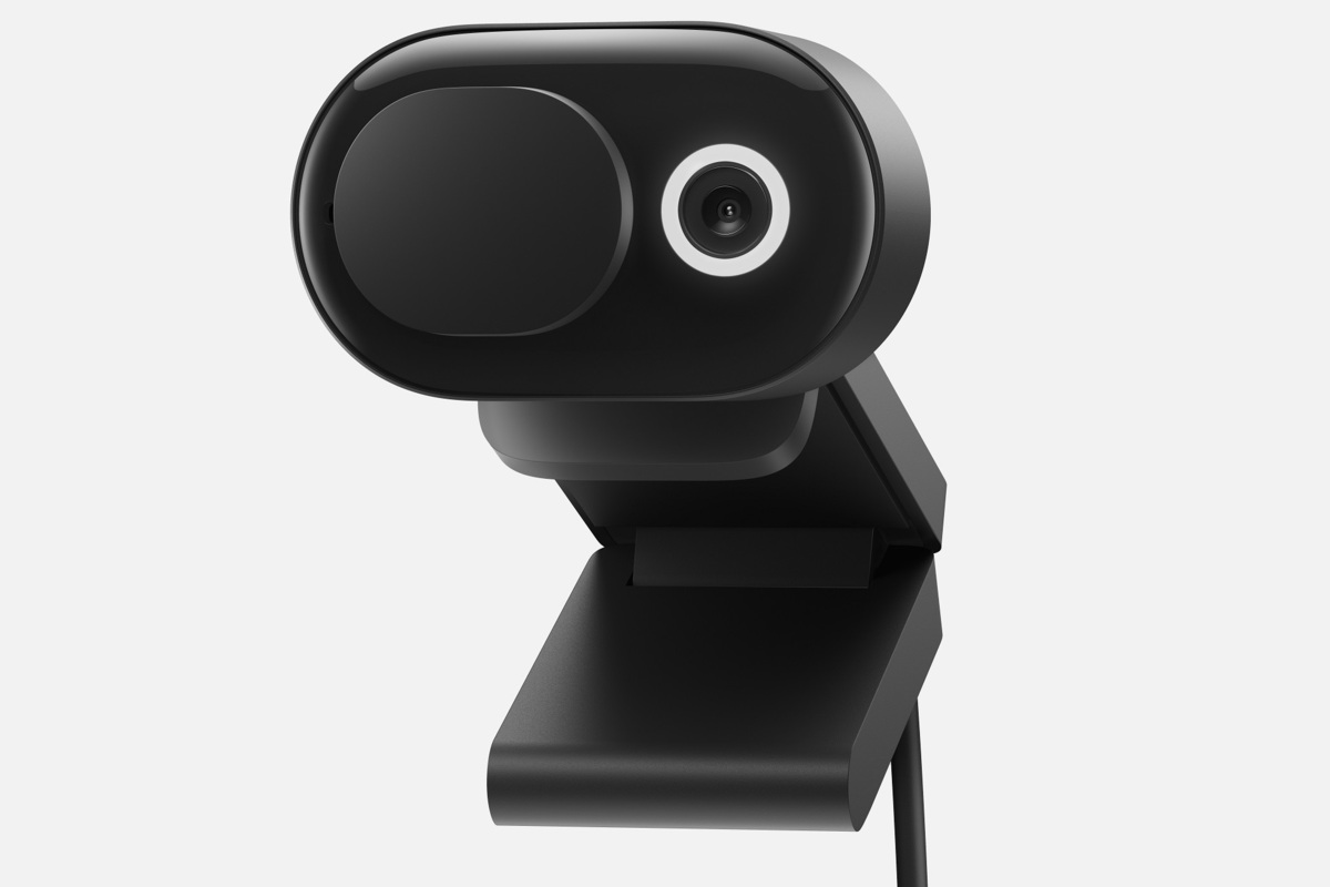 Microsoft Modern peripherals: A 1080p webcam, headsets and a speaker