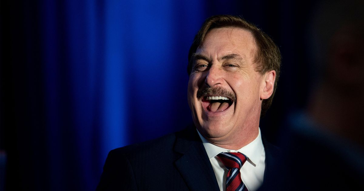 MyPillow CEO Mike Lindell's social media platform is still down