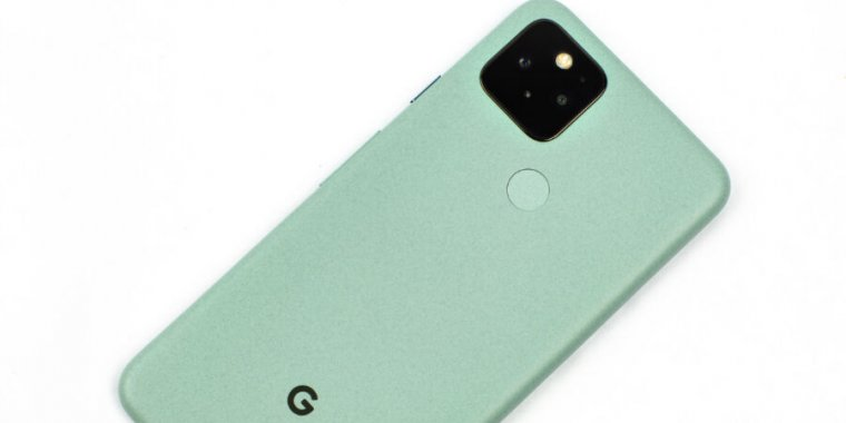 Pixel 5 sees dramatically improved GPU performance after April patch