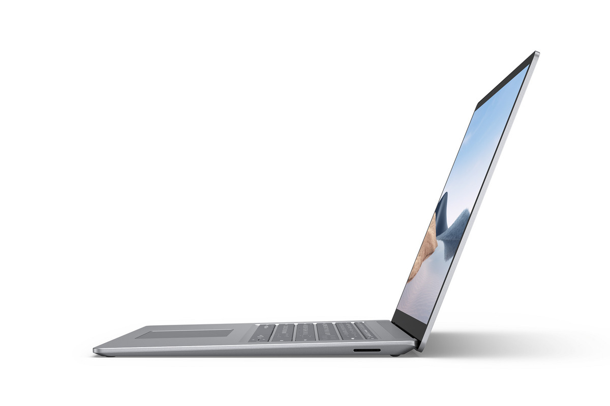 What are the new Surface Edition chips in the Surface Laptop 4?
