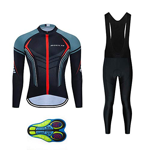 Top 10 Best Mens Cycling Clothing Sets 2021